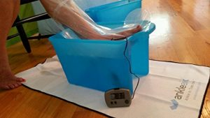 foot healing device